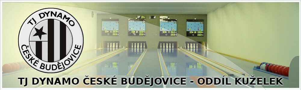 TJ Dynamo České Budějovice - oddíl kuželek